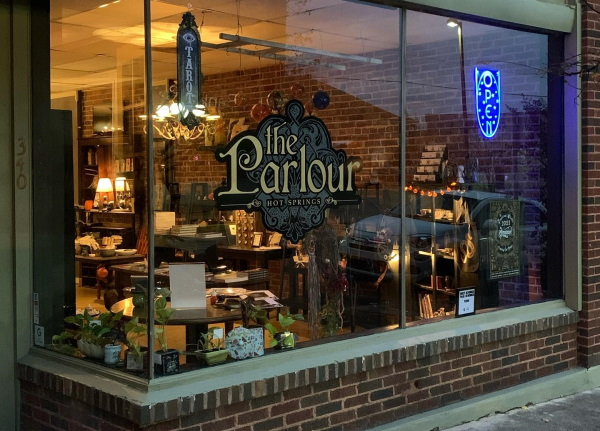 The Parlour Metaphysical Shop